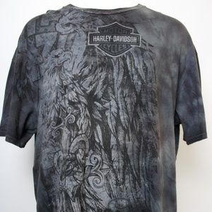 Harley Davidson Mytheville, VA Mens XL Graphic T